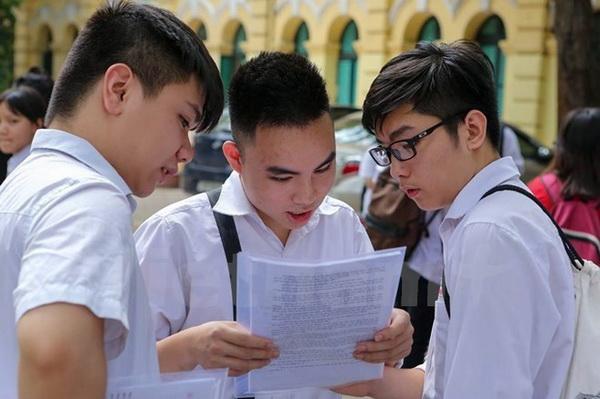Chuẩn bị cho kỳ thi trung học phổ thông quốc gia 2018