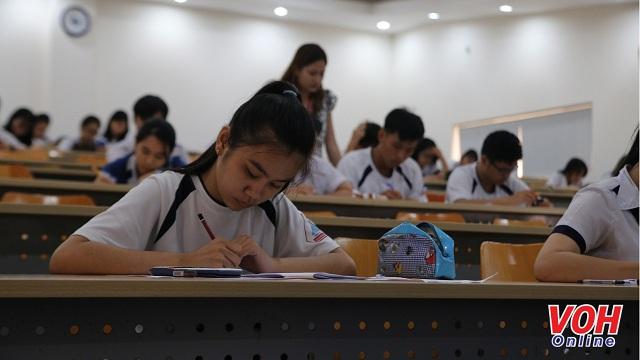 thi đánh giá năng lực, ĐHQG-HCM, Đại học Quốc gia TPHCM, phương thức tuyển sinh