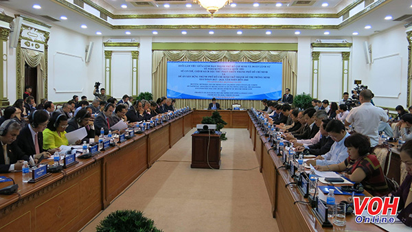 TPHCM thông tin với Đoàn Lãnh sự về Nghị quyết 54