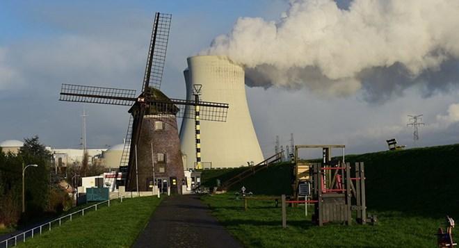 nhà máy điện hạt nhân, điện hạt nhân