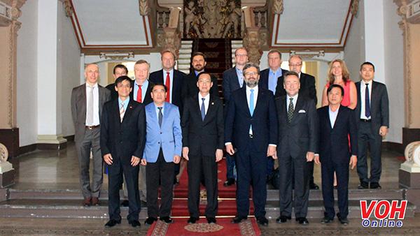 Cộng hòa Séc mong muốn mở lại Tổng lãnh sự quán tại TP