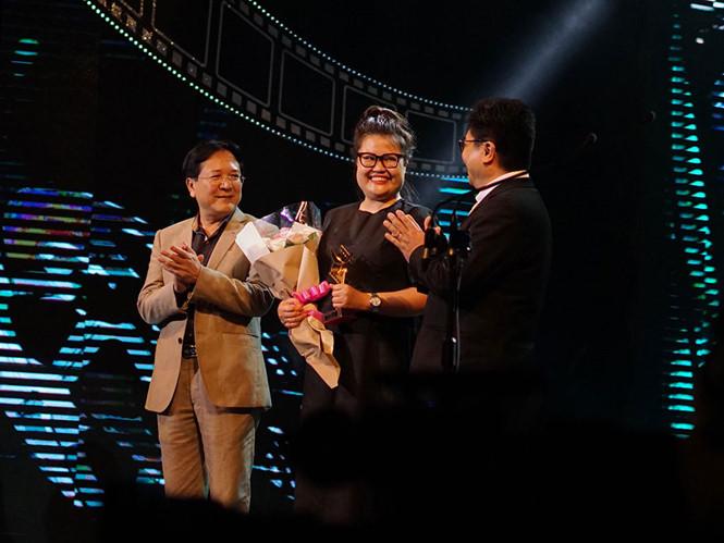 Cô ba Sài Gòn thắng lớn tại Cánh diều 2017