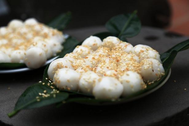 Tết Hàn thực, bánh trôi bánh chay