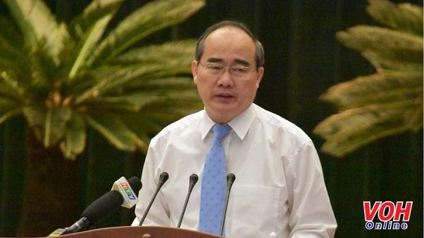 Ban chấp hành Đảng bộ Thành phố, Bí thư Thành ủy Nguyễn Thiện Nhân