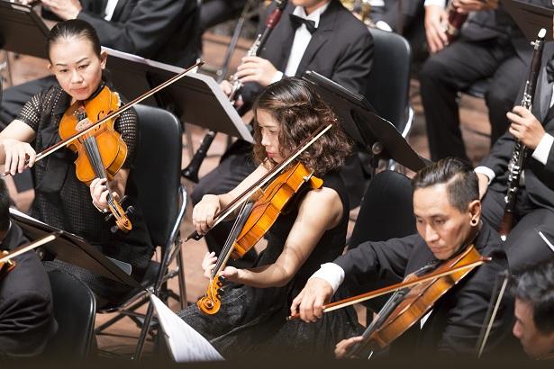 Giao lưu Việt - Hàn trong Đêm nhạc Mozart và Tchaikovsky
