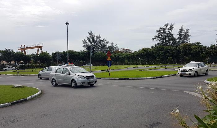 Tổng cục Đường bộ Việt Nam, sát hạch lái xe, thi bằng lái xe