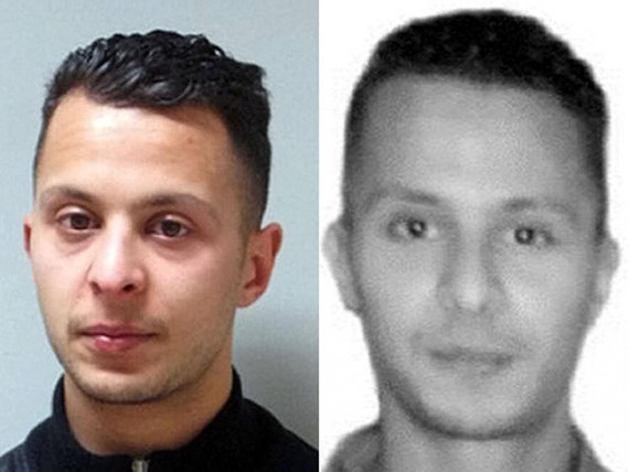 Nghi phạm tấn công khủng bố Paris nhận 20 năm tù giam