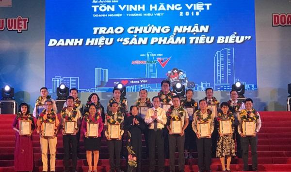 Khai mạc Hội chợ Triển lãm Tôn vinh hàng Việt năm 2018