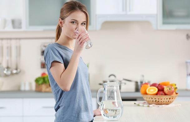 giảm cân, nước lọc, giảm cân đơn giản, giảm cân hiệu quả