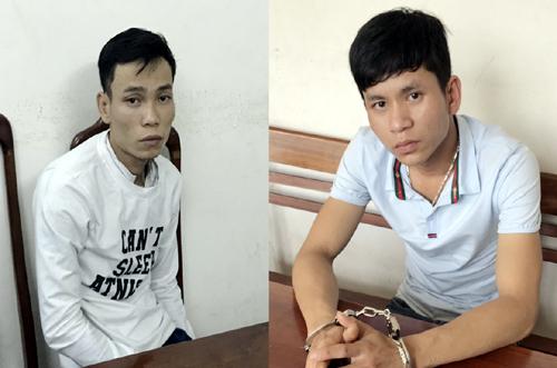 Bốn thanh niên phá két sắt lấy trộm 37 cây vàng