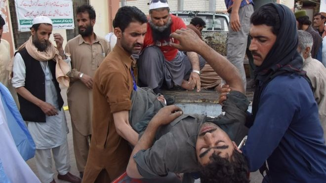 Pakistan: Sập mỏ than do nổ khí gas khiến 16 người thiệt mạng