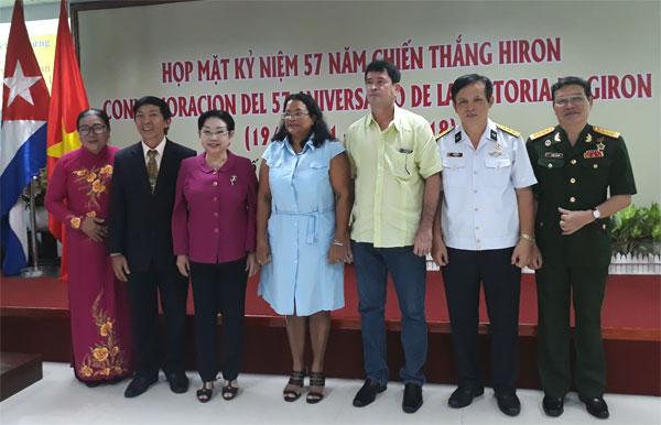 TPHCM kỷ niệm 57 năm Chiến thắng Hiron