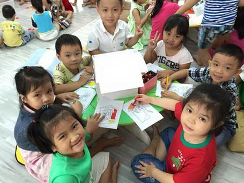 TPHCM: Chỉ nhận giữ trẻ trong hè đối với các bé học tại trường năm học trước