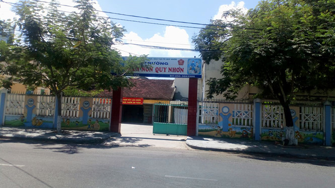 Trường mầm non Quy Nhơn (Bình Định)