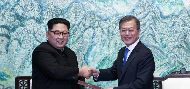 Triều Tiên, Hàn Quốc, hội đàm cấp cao, tập trận Mỹ - Hàn