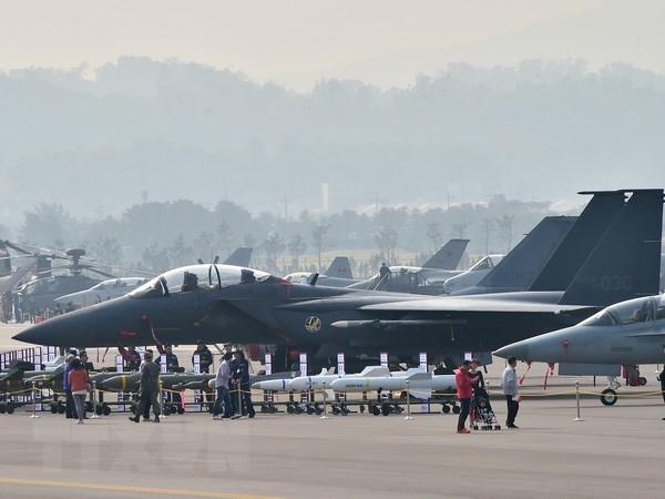 Máy bay chiến đấu F-15K