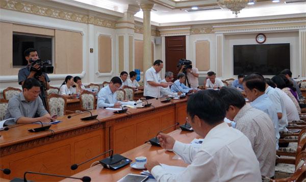 TPHCM tiếp tục đẩy mạnh cải cách hành chính gắn với xây dựng đô thị thông minh