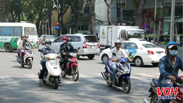 TPHCM kiến nghị thí điểm kiểm tra khí thải xe máy