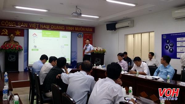 Thúc đẩy các mô hình đổi mới sáng tạo tại quận huyện