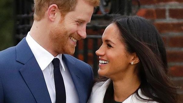 Lễ cưới Hoàng gia của Hoàng tử Harry và diễn viên Meghan Markle