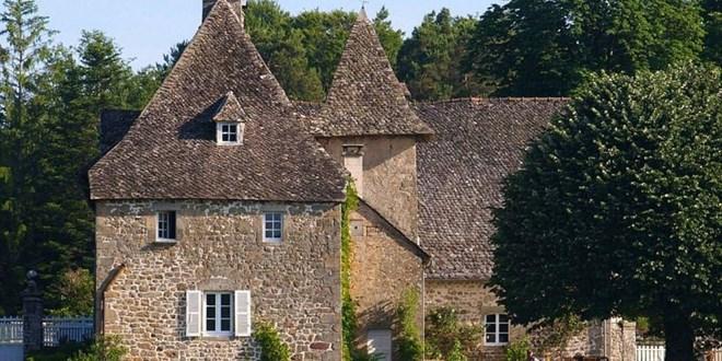 lâu đài, Pháp
