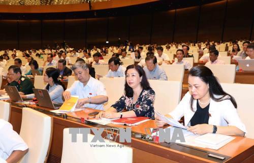 Quốc hội , Luật Tố cáo,  Kỳ họp thứ 5 Quốc hội khoá 14
