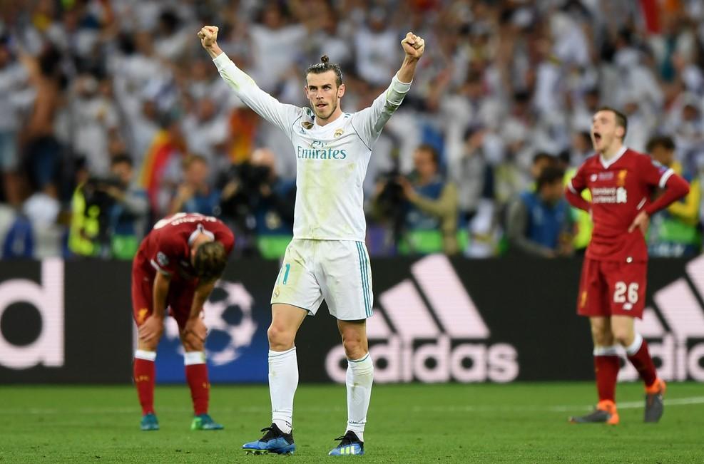 Bale ghi cú đúp tại chung kết cup c1 2018