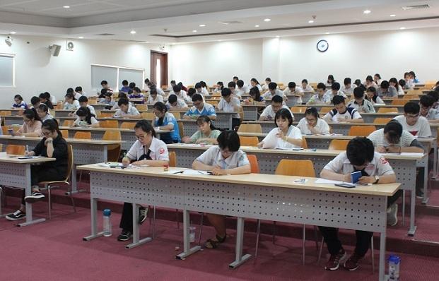 Kiểm tra Năng lực, Đại học Quốc tế