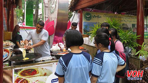 Liên hoan ẩm thực Đất Phương Nam 2018 - Đầm Sen