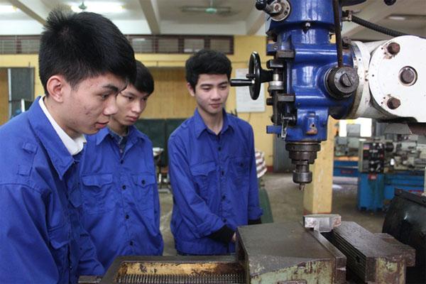 Ít nhất 40% học sinh sau Trung học cơ sở được phân luồng học nghề