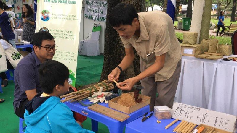 Đây là sự kiện hưởng ứng Ngày Môi Trường Thế Giới 05/6 và Tháng hành động vì môi trường năm 2018.