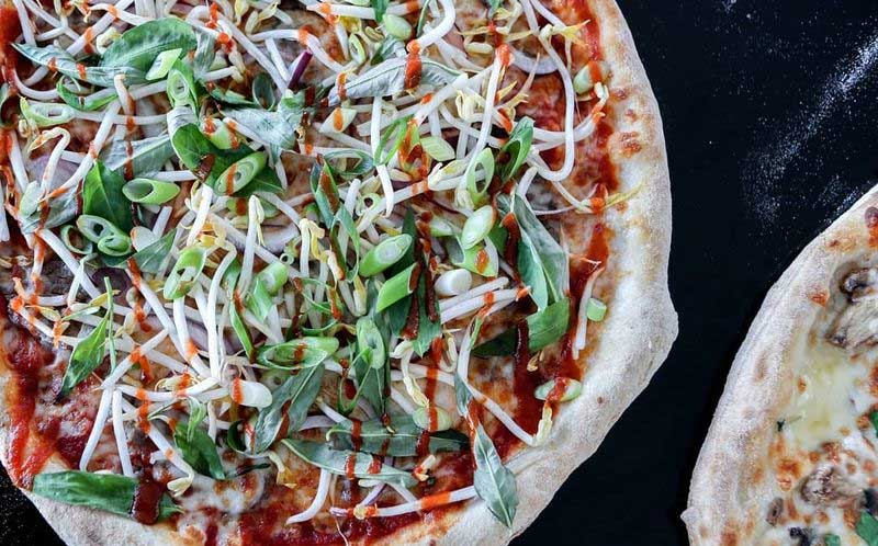 Pizza, phở, Australia, phở truyền thống