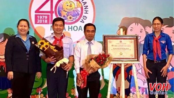 kỷ lục Việt Nam, Trại hè Thanh Đa