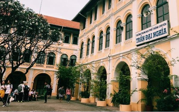 Trường THPT chuyên Trần Đại Nghĩa, trường chuyên Trần Đại Nghĩa, xét tuyển, khảo sát năng lực, thi tuyển