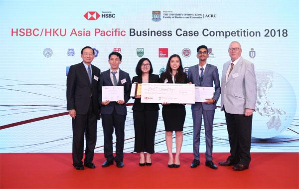 RMIT Việt Nam giành giải Nhì cuộc thi Giải quyết tình huống kinh doanh Châu Á Thái Bình Dương 2018