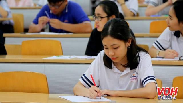 Đại học Quốc tế, điểm chuẩn, trúng tuyển đại học, thi Kiểm tra năng lực