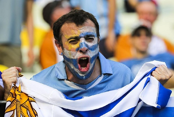 Uruguay,  World Cup 2018, nghỉ học