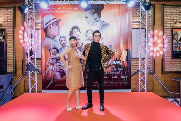 Trang Hý và Hồng Thanh.