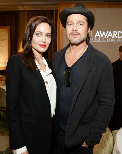 Angelina Jolie, Brad Pitt, ly hôn