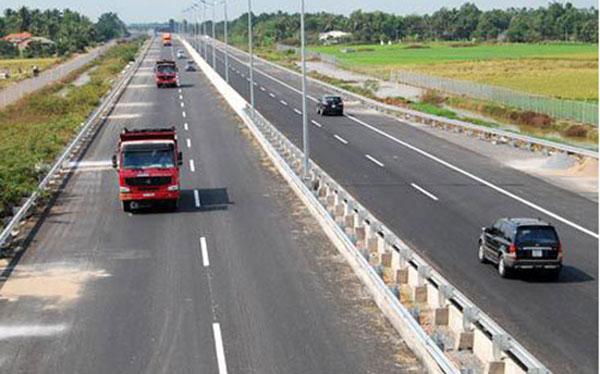BOT cao tốc Trung Lương - Mỹ Thuận
