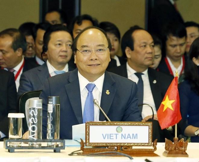 Hội nghị Cấp cao CLMV 9