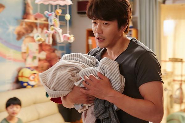 Đệ tử Sherlock - Kang Dae-man