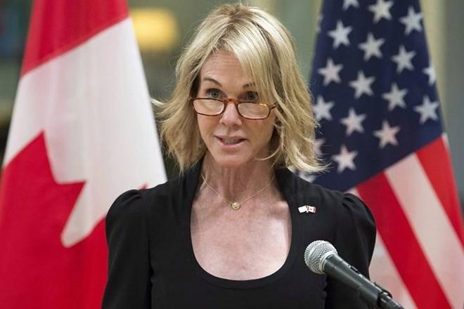 Đại sứ Mỹ tại Canada