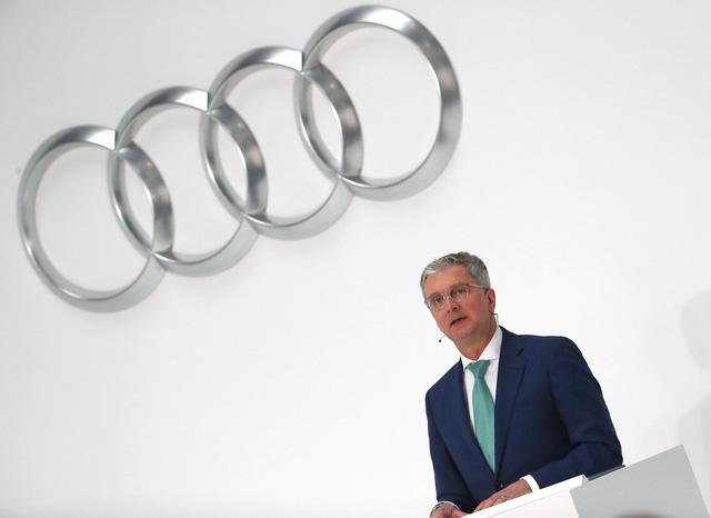 Audi,  bê bối gian lận đo lường khí thải
