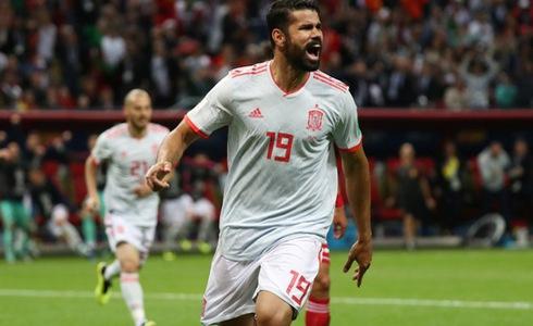 Tây Ban Nha - Iran 1-0: Diego Costa vô tình trở thành người hùng