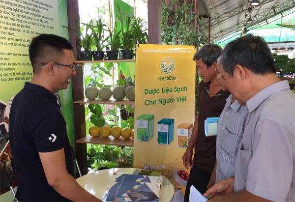 20 tỉnh, thành tham dự Hội chợ Triển lãm giống và Nông nghiệp Công nghệ cao TPHCM