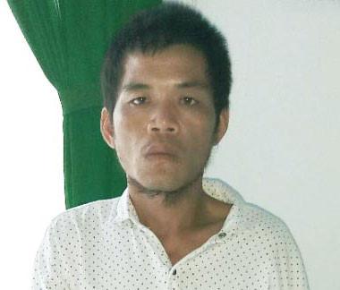 Trương Văn Số (33 tuổi, ngụ xã Nguyễn Huân, H.Đầm Dơi, Cà Mau)