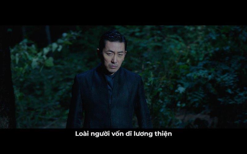 Vẻ suy tư của Gang Lim