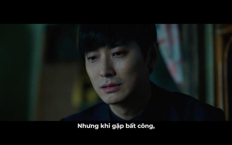 Gương mặt đau buồn đẫm nước mắt của Haewonmak