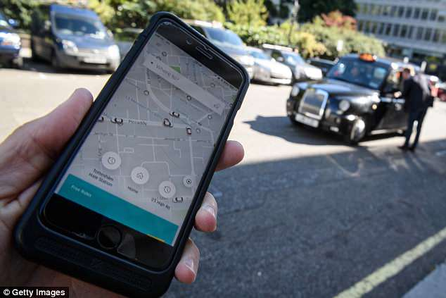 Uber, taxi công nghệ, tấn công tình dục, tài xế uber